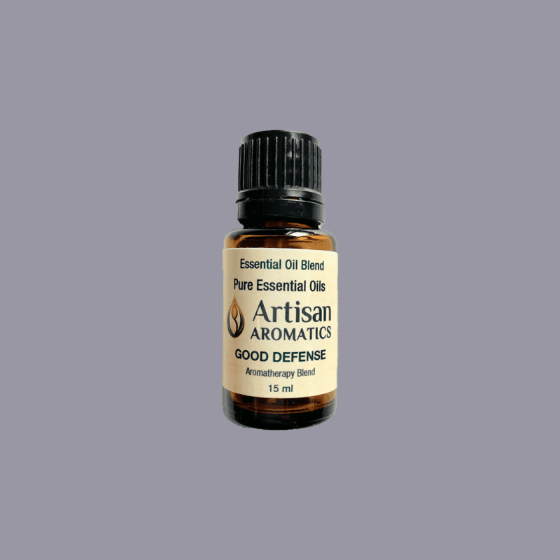 Good Defense Aromatherapy Blend - Antiviral