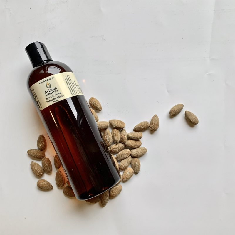 Sweet Almond Oil | Sweet Almond Carrier Oil