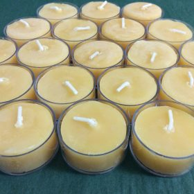 beeswax tealight candles artisan aromatics