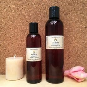 Gentle Focus Massage Oil Blend - Artisan Aromatics