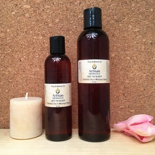 Good Sleep Massage Oil Blend