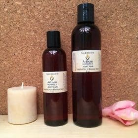Joint Pain Massage Oil Blend - Artisan Aromatics