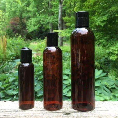 Massage Oil Bottles - Artisan Aromatics