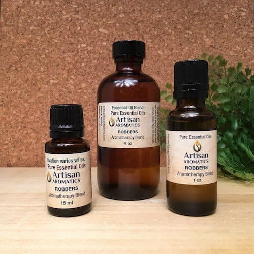 Robbers Essential Oil Blend - Artisan Aromatics