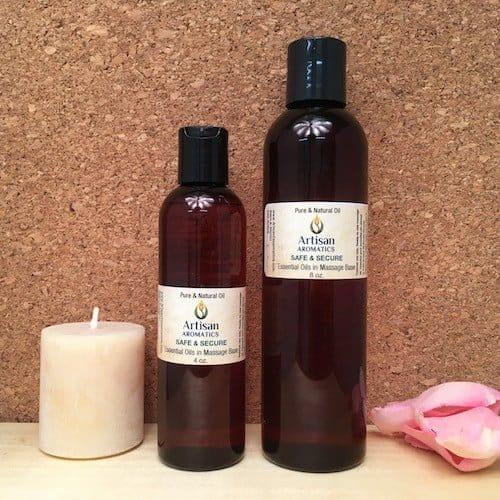 Relax Massage Oil | Safe & Secure Massage Oil