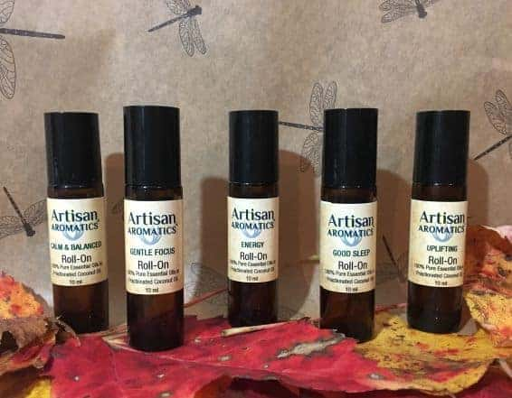 Essential Oil Roll-Ons | Aromatherapy Roll-Ons