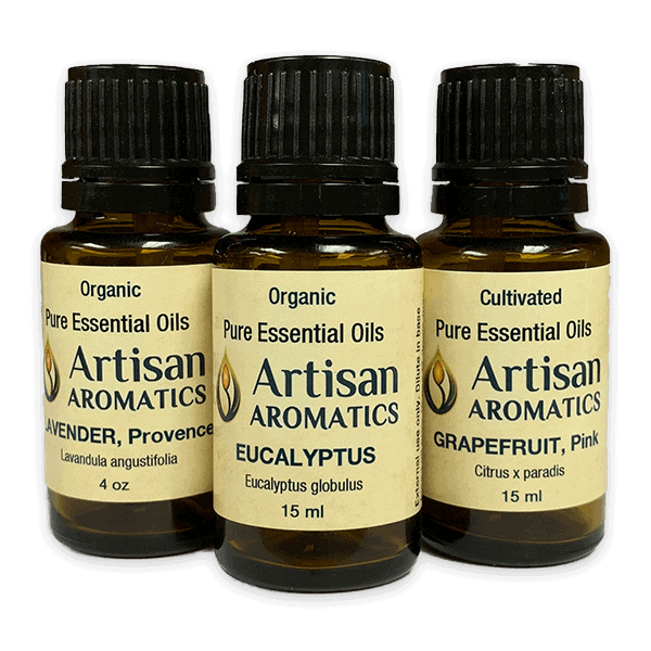 Artisan Aromatics Antiviral Essential Oils