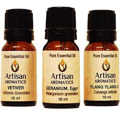 Artisan Aromatics Essential Oils
